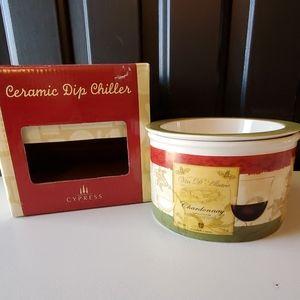Wine Themed Dip Chiller
